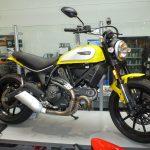 Ducati Scrambler 800 icon review